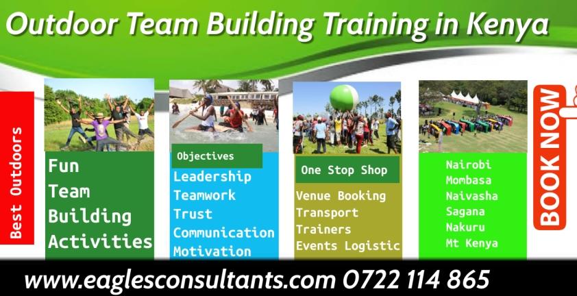 Outdoor Team Building Kenya